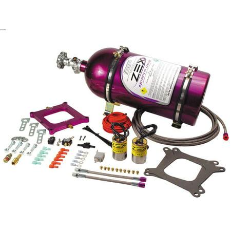 Nitrous Fuel System - Zex 82040 Perimeter Plate; Nitrous System
