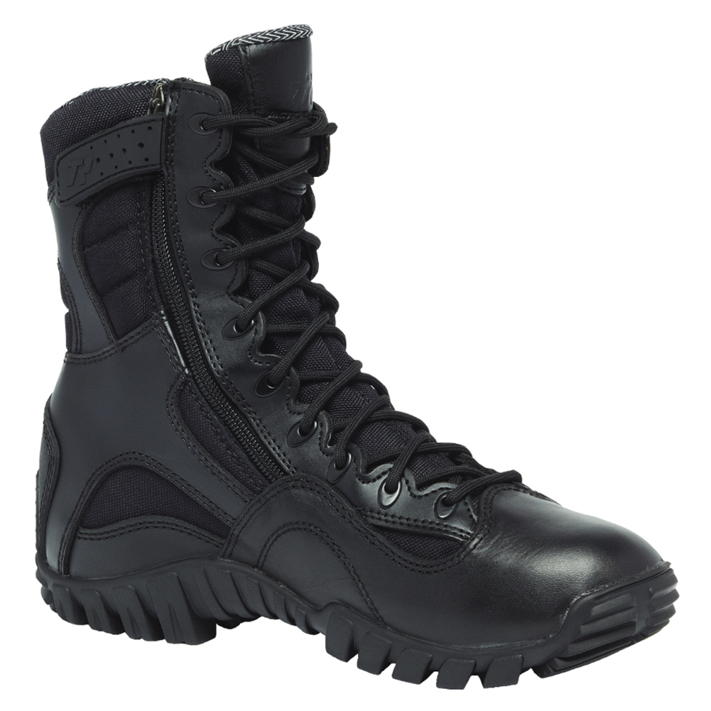 Tactical Research TR 960Z Black Khyber side zipper Tactical boot-11.5-R