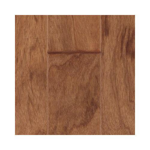 Mohawk Flooring Zanzibar 5'' Engineered Brazilian Tigerwood Hardwood Flooring in Natural