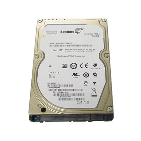 16mb Caviar - Seagate Momentus 7200.4 (ST9500420AS) 500GB 7200RPM SATA2 16MB Buffer 2.5