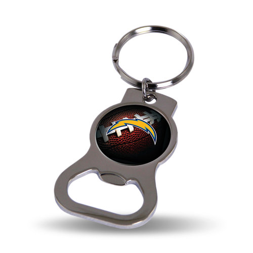 Rico Industries Chargers Bottle Opener Keychain