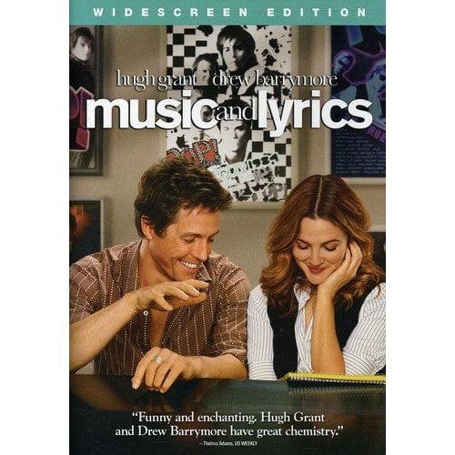 Music And Lyrics (Widescreen)
