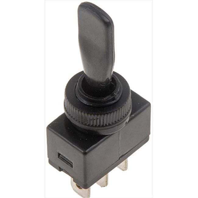 Dorman 85919 Electrical Switches Toggle Lever, Plastic & Black