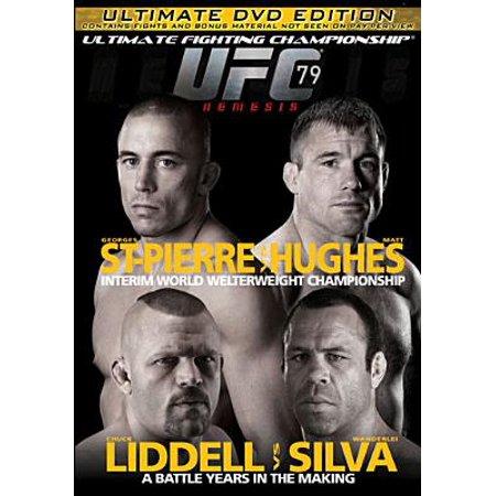 Ultimate Fighting Championship, Vol. 79: Nemesis (George St Pierre Vs Matt Hughes Full Fight)