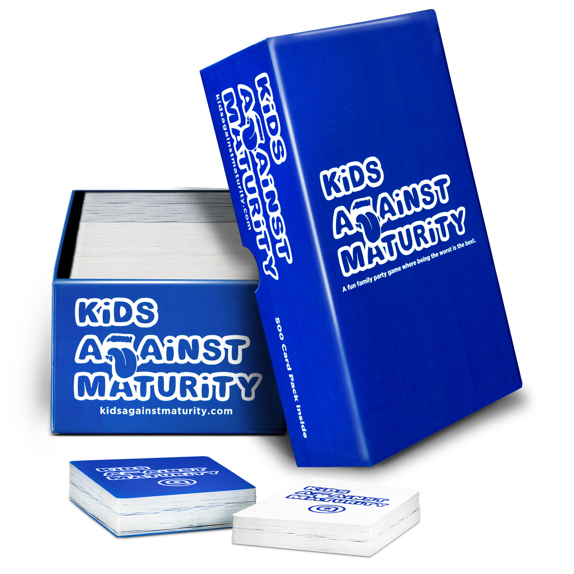 Kids Against Maturity: A Card Game for Kids, Super Fun Hilarious for Family Party Game Night by Sullivans Distribution