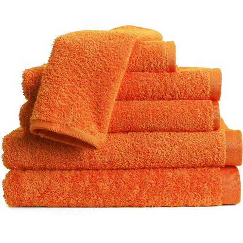 Essentials 6 Piece Towel Set Walmart Com