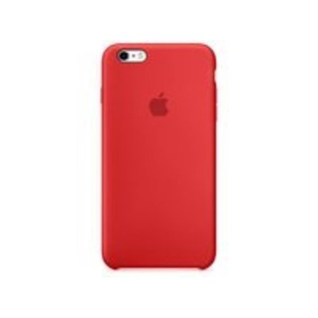 detailing bb525 3d03b Apple Silicone Case for iPhone 6s - (PRODUCT) Red