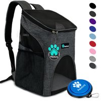 e82d491648e Reduced Price. Product Image PetAmi Premium Pet Carrier Backpack for Small  Cats and Dogs | Ventilated Design, Safety Strap