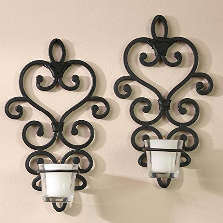 02 Williamsburg Wall Sconce (Hosley's Set of 2 - 10.6