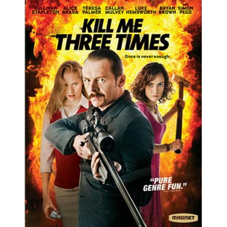 Kill Me Three Times (Blu-ray) - Tempe Marketplace Movie Times