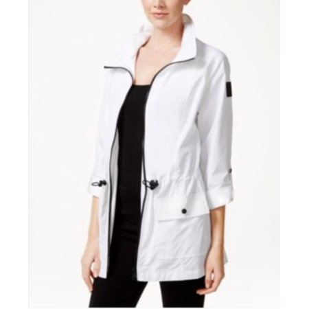 Style & Co Petite Water Resistant Jacket Size