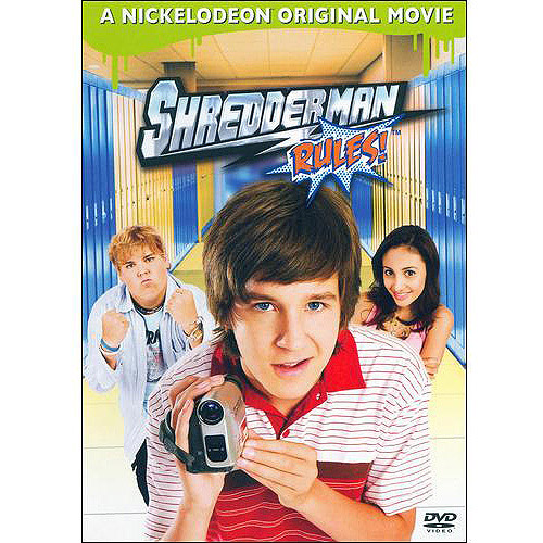Shredderman Rules (Widescreen)