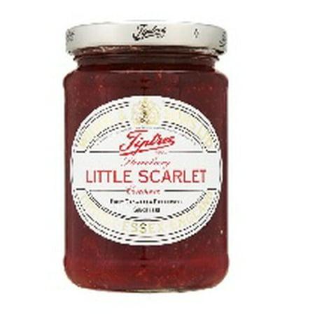 Tiptree Little Scarlet Strawberry Preserve, 12 Ounce Jar (Pack of 2)