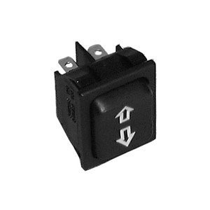Heavy Duty 12V Momentary Window Switch - DPDT / (On)-Off-(On) : 30-16579 - 30-16579 Dpdt Momentary Switch Type