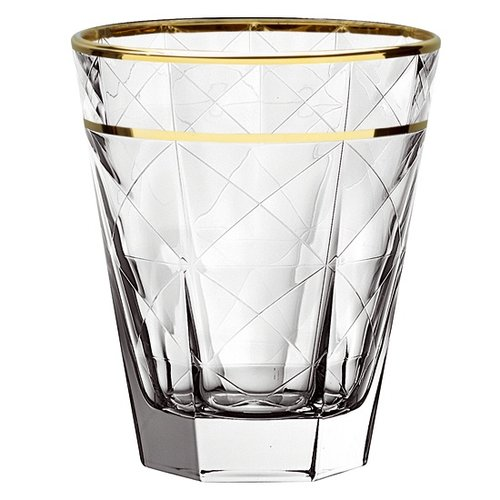 EGO Carre Double Old Fashioned Cocktail Glass (Set of 6)