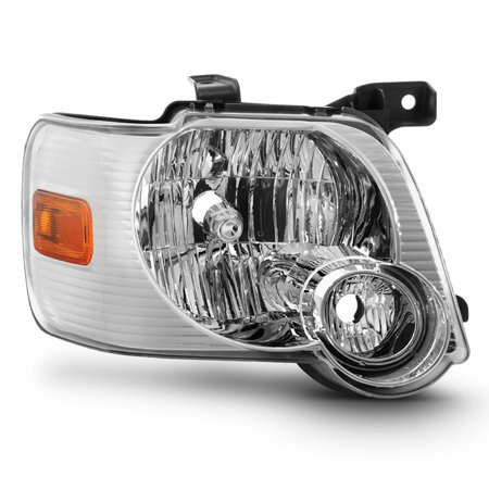AVENN 2006-2010 Ford Explorer Original Style Headlight Headlamp RH Passenger Side Right ONLY 2007 2008 2009 10 09 08