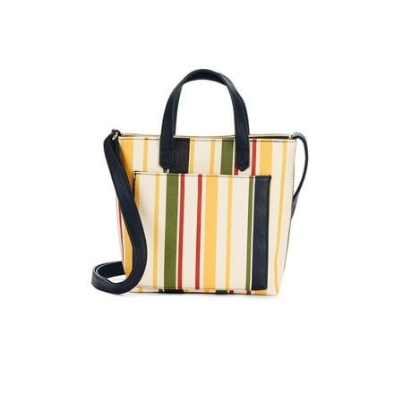 Time and Tru Mini Tote (Shown Junior Handbags)