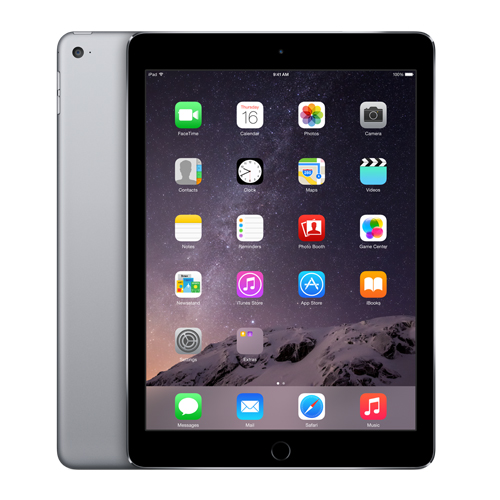 Refurbished Apple iPad Air 2 64GB Space Gray Wi-Fi MGKL2LL/A - Refurbished