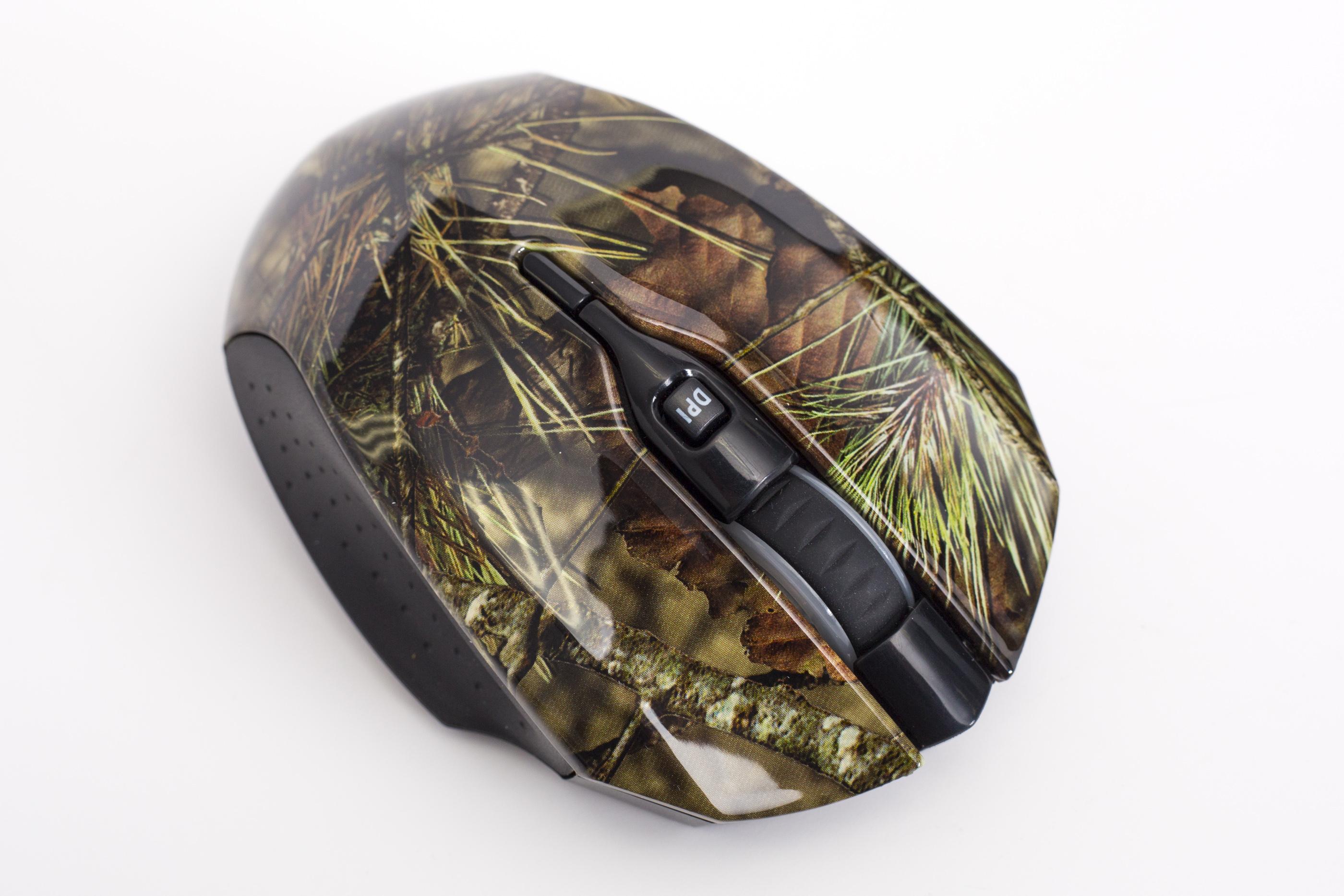 Mossy Oak Wireless Silent Mouse - Walmart com