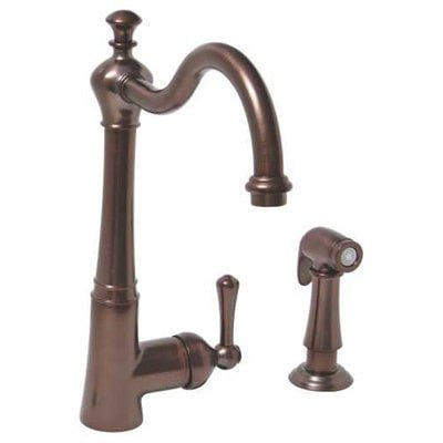 Premier Faucets Sonoma Lead Free Single Handle Oil Rubbed Bronze