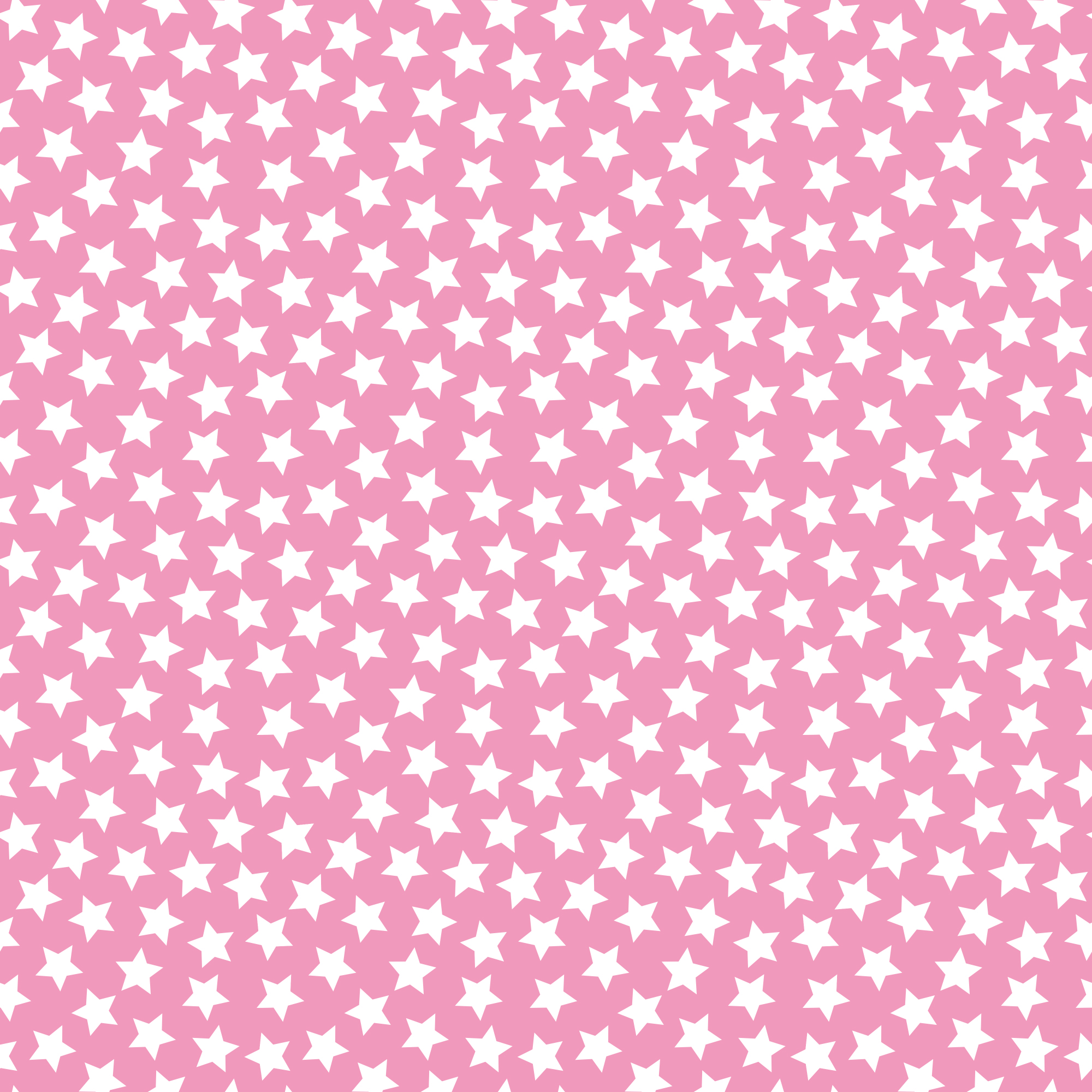 Emma & Mila Flannel Light Pink Stars Fabric, per Yard