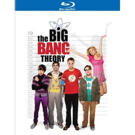 The Big Bang Theory: The Complete Second Season (Blu-ray)