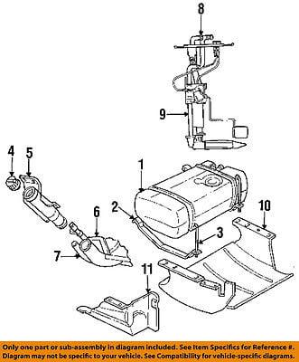 96 Jeep Grand Cherokee Fuel Diagrams