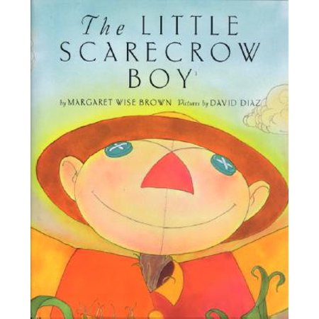 The Little Scarecrow Boy (Paperback)