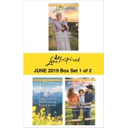 Harlequin Love Inspired June 2019 - Box Set 1 of 2 - eBook