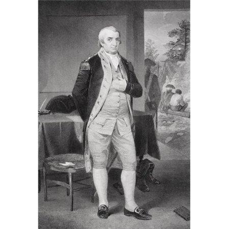 Posterazzi DPI1838838LARGE Charles Coteworth Pinckney 1746-1825 American Soldier Statesman & Diplomat Poster Print, Large - 22 x 34 - image 1 of 1