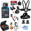 GoPro HERO5 Black Edition All In 1 PRO Accessory KIT Bundle w/ SanDisk 32GB