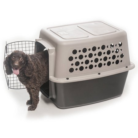 Pet Champion Pet Dog Carrier, Brown/Black (Pet Ego Pet Carriers)