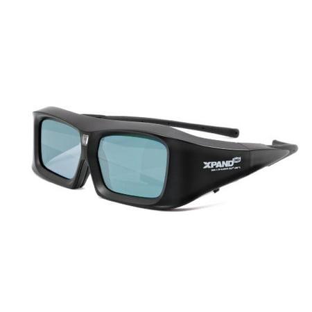 Xpand XPANDEDUX3-R1 Edux 3 Dlp 3d Glasses In A Retail Box Compatible With All 3d Ready Dlp Pr