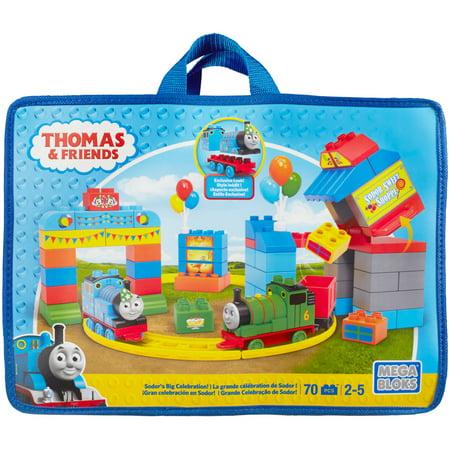 Mega Bloks Thomas and Friends Sodor's Big (Mega Bloks Thomas & Friends Mountain Adventure)