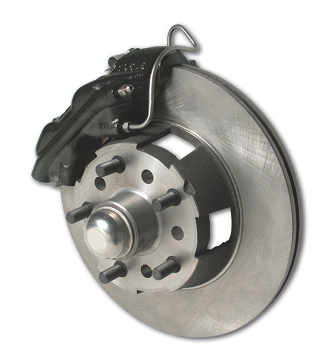 Ssbc Performance Brakes A153 1 Drum To Disc Brake Conversion Kit System Related Parts Calipers Stainless Steel Sleeved