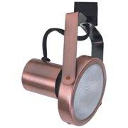 Elco  ET630  Track Lighting  Line Voltage Track Heads  Indoor Lighting  Line Voltage Track Heads  ;Copper