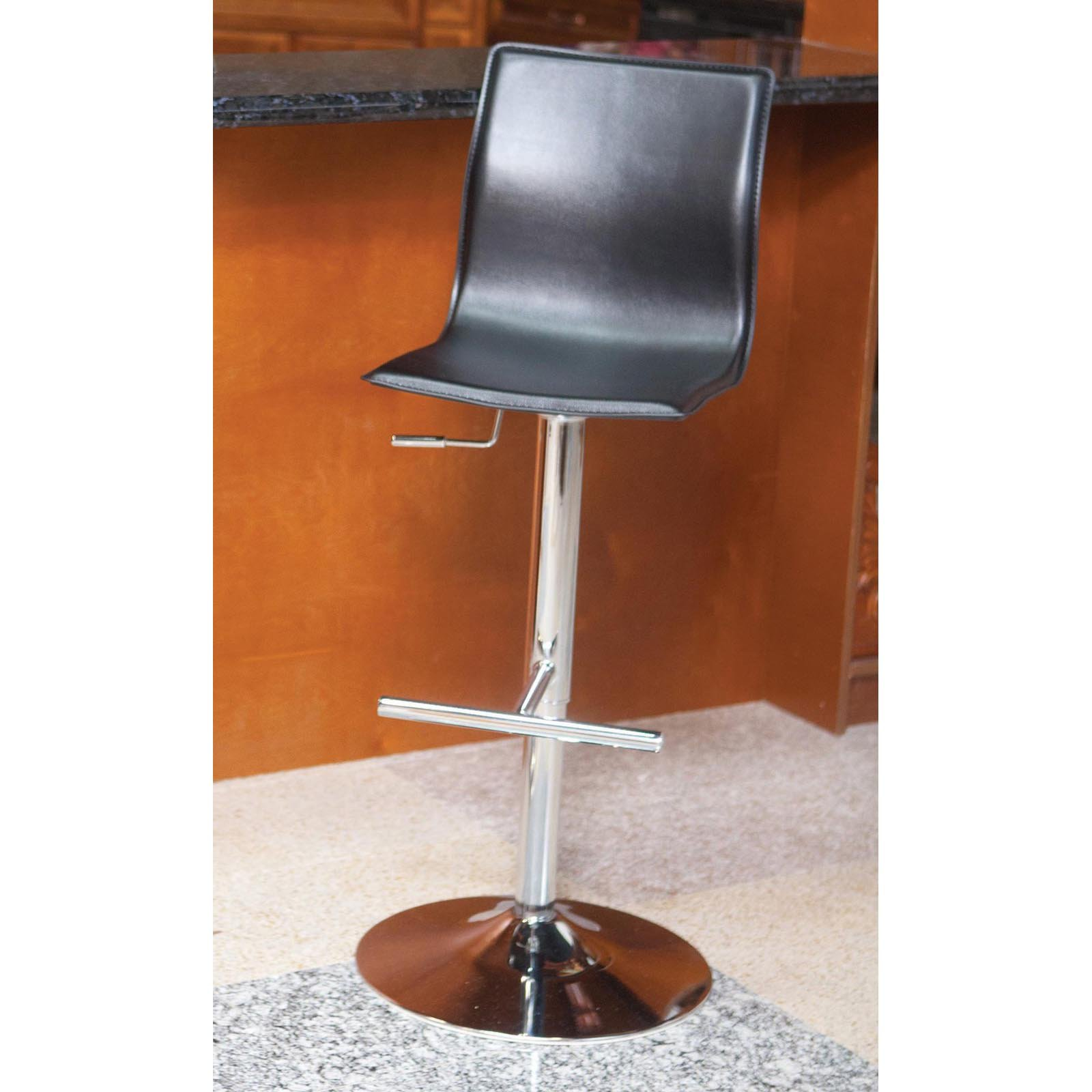 Matrix Klub Adjustable Height Swivel Stool