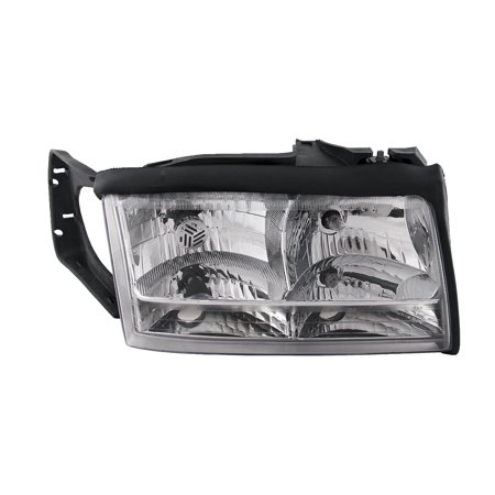 1997-1999 Cadillac Deville Passenger Side Headlight GM2503165 Cadillac Deville Parking Light