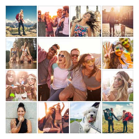 12x12 Collage Poster Matte (Colorbox Poster)