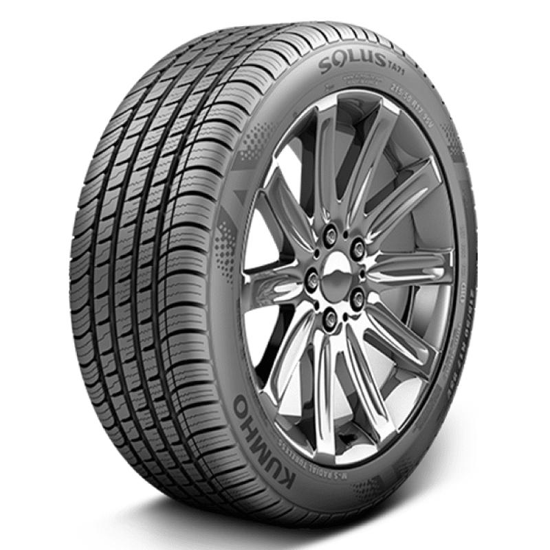 235//45R18 98V Kumho Solus TA71 All-Season Tire