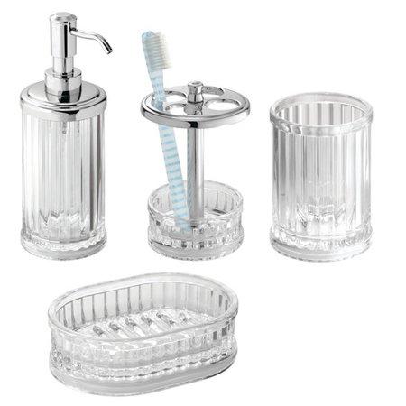 Interdesign Alston Bath Accessories Combo C4