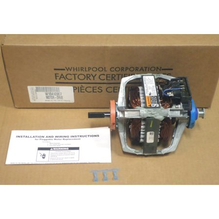 W10410997 Whirlpool Maytag Neptune Dryer Motor PS3500892 AP5272723