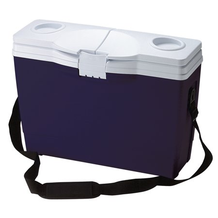 Rubbermaid FG180104MODBL 20 Quart Slim Cooler Assorted Colors (Coolers Color Picker)