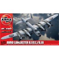 Airfix Avro Lancaster B III 1:72 Military Aviation Plastic Model Kit A08013A