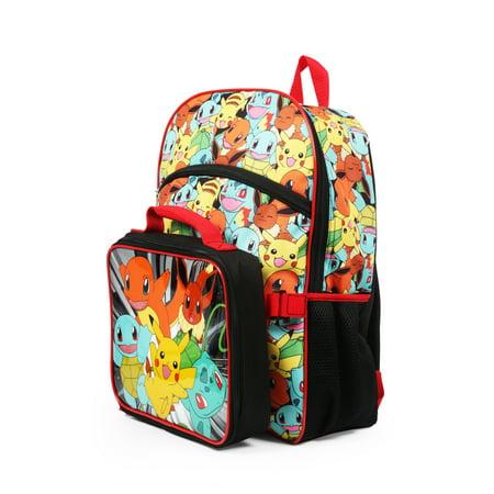f8a0b47cc798 Pokémon - Pokémon 5 PC Backpack Set - Walmart.com
