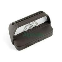 Alphalite WPA-18/5K 18W 1350Lum  Outdoor Wall Pack LED light fixture