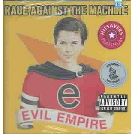 Evil Empire (CD) (explicit) (Rage Against The Machine Evil Empire Tracklist)