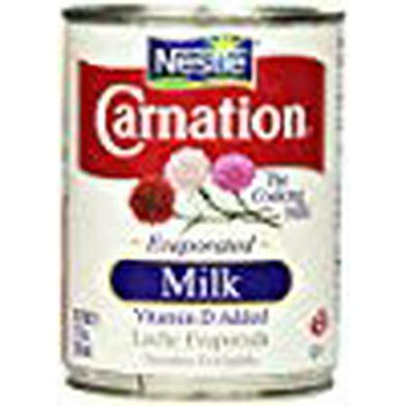 Nestle Carnation Evaporated Milk 12 Oz. (4 Pack) (Evaporated Milk Cover)