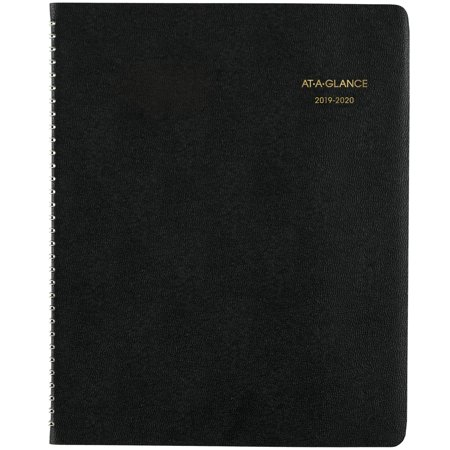 AT-A-GLANCE Large Academic Monthly Planner - Academic Planners