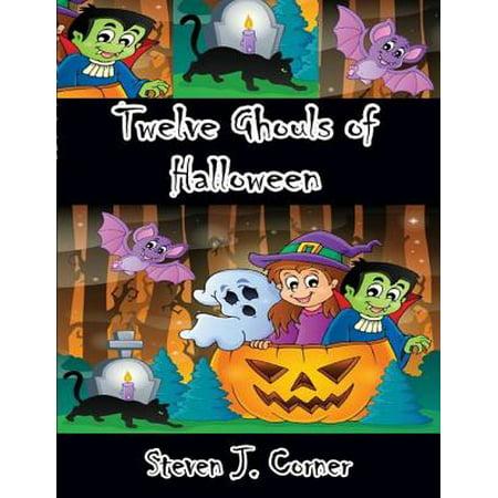Twelve Ghouls of Halloween - eBook](Hamlin Corner Halloween)